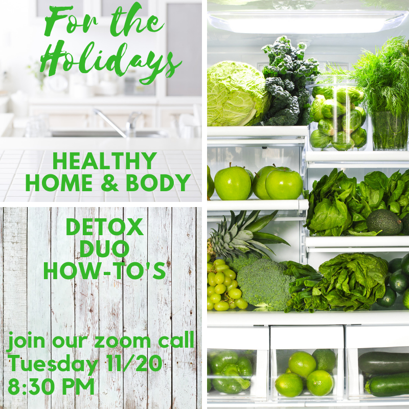 health home & body detox